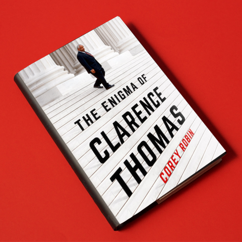 The Enigma of Clarence Thomas, by Corey Robin