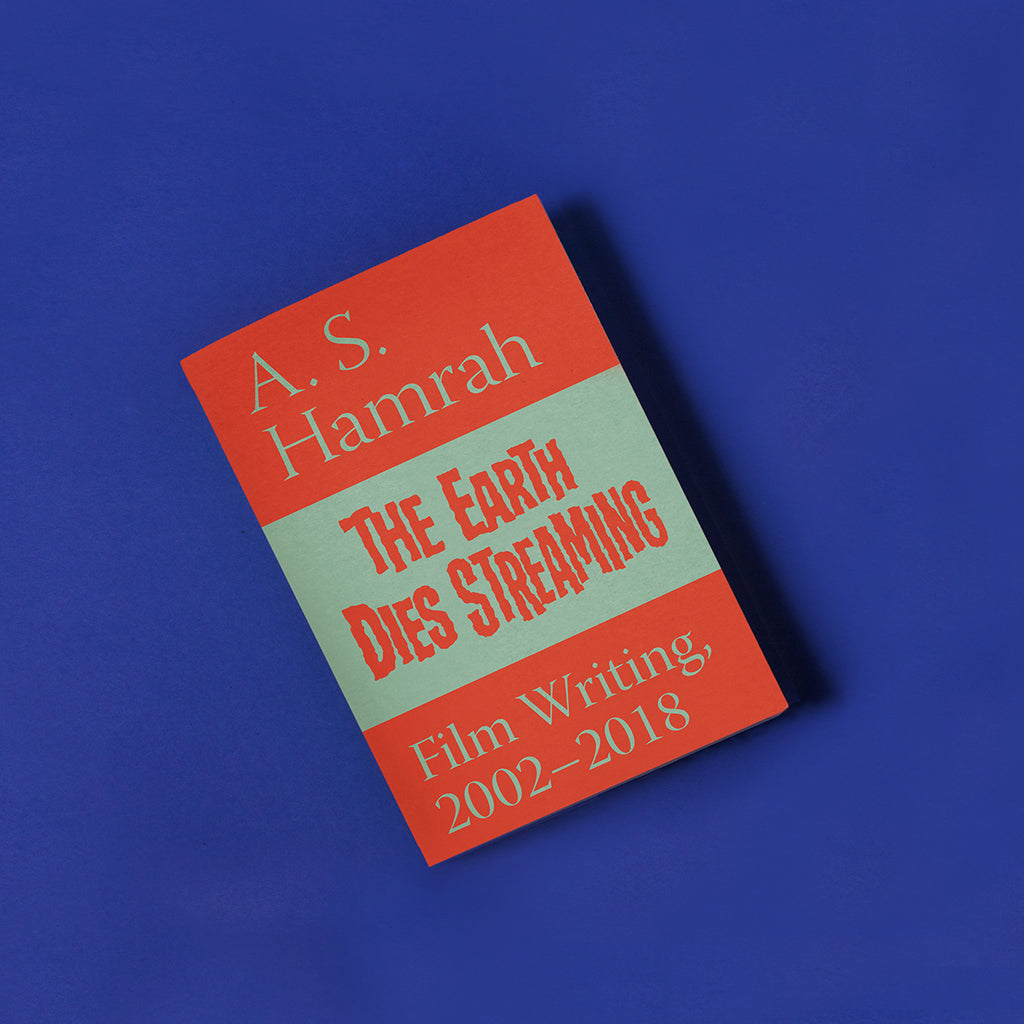 The Earth Dies Streaming By A S Hamrah N 1 Shop