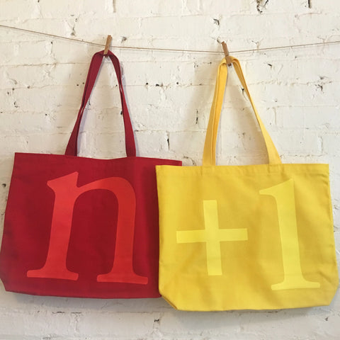 Ketchup and Mustard +1 Tote Bag