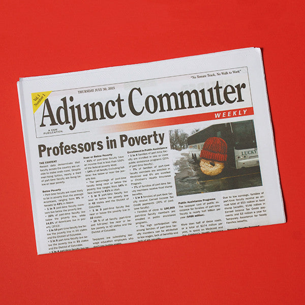 Adjunct Commuter Weekly