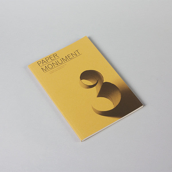 Paper Monument Issue Three