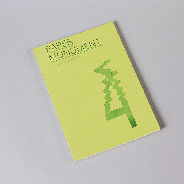 Paper Monument Issue Four