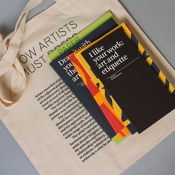 Paper Monument Tote-All Package