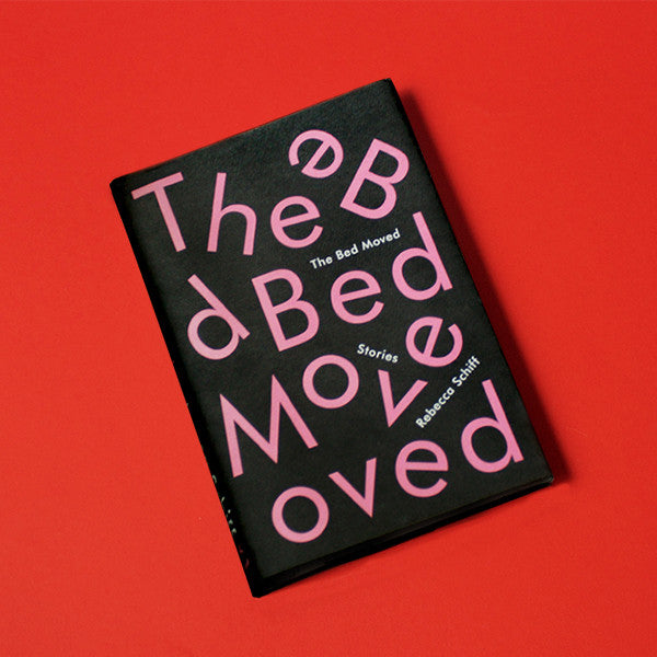 The Bed Moved, by Rebecca Schiff