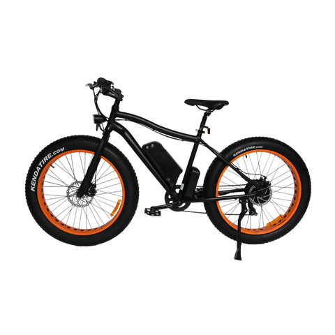 Electric Mountain Bike Intelligent PAS