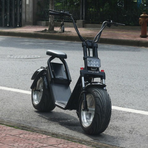 Image of 12 inch 1200W Wheel Electric Scooter