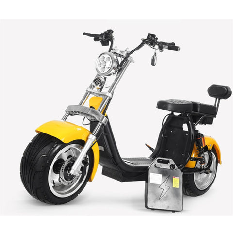 Image of X10 1500W Electric Scooter