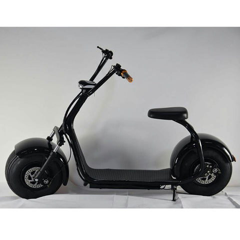 Image of 1500W big wheel road ready eBike