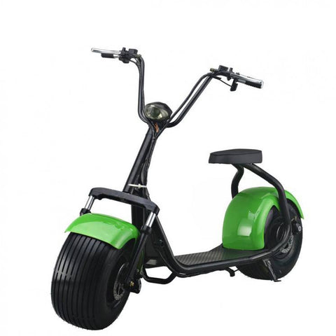 1500W big wheel road ready eBike