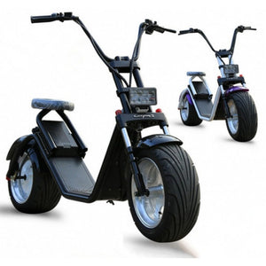 12 inch 1200W Wheel Electric Scooter