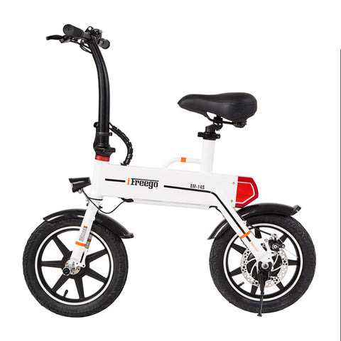 EM-14S Folding Electric Bike