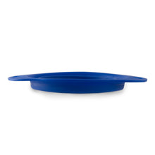 Load image into Gallery viewer, Blue Collapsible Dog Bowl - 24 Oz Dog Travel Water Bowl