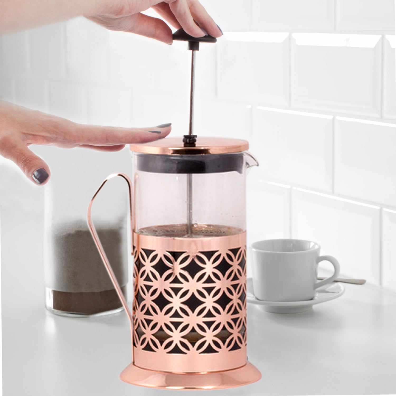 French Press Coffee Maker - Press Coffee Maker – Coffee Press Coffee Makers - Coffee French Press