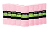 24 Pack of Imperial 50 x 60 Inch Ultra Soft Fleece Throw Blanket - Pink