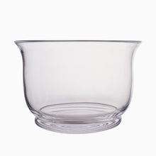 "Load image into Gallery viewer, Krosno Handcrafted Glass 10"" Serving Bowl - Made in Poland"
