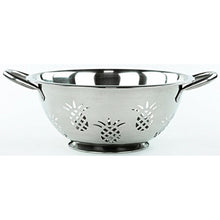 Load image into Gallery viewer, Durable Stainless Steel Pineapple Colander or Strainer