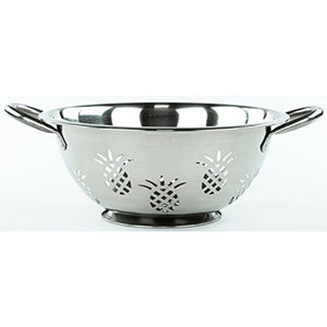 Durable Stainless Steel Pineapple Colander or Strainer
