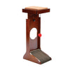 Wood Cat Adjustable Cat Tower Perch W/ Scratching Pad - Wooden Cat Scratcher