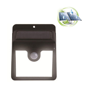 New Motion Sensor Light Pack – LED Solar Lights – Solar LED Lights – LED Outdoor Lights for Patio, Walkway, Front Door & More - Solar LED Lights Outdoor/Indoor (2 Pack)