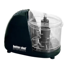 Load image into Gallery viewer, Better Chef Compact Chopper - Black