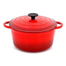 Load image into Gallery viewer, Enameled Cast Iron Dutch Oven - 3 qt Dutch Oven