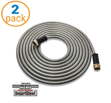 Load image into Gallery viewer, Hose Hero As Seen On TV Smart Steel Light Weight 25 Feet Metal Garden Hose
