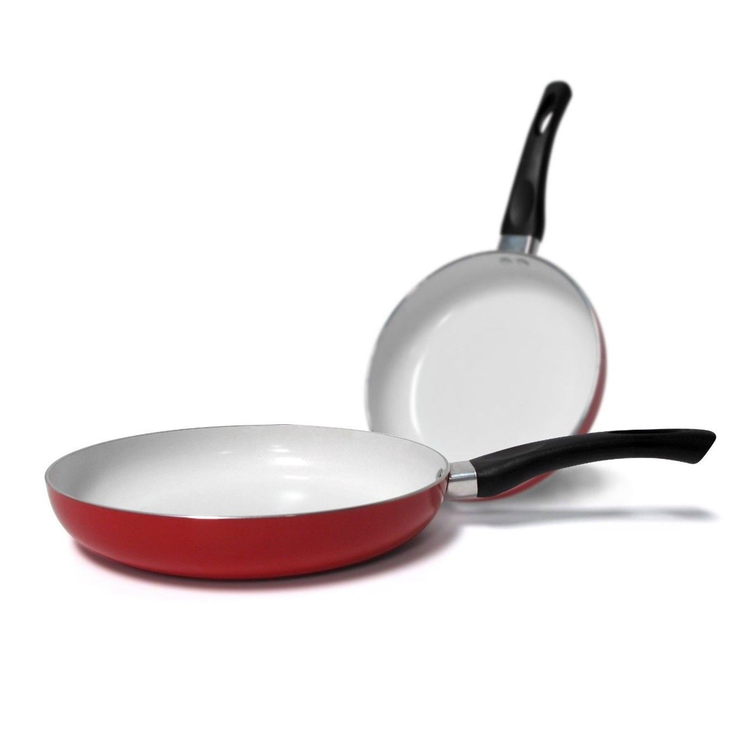 Healthy Nonstick Ceramic Coated Frying Pan - Durable Fry Pan