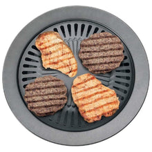 Load image into Gallery viewer, Smokeless Indoor Stove Top Grill - Healthy Kitchen Stovetop Indoor Grill