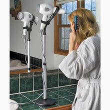 Load image into Gallery viewer, Hair Dryer Holder - Beauty Accessory - Hair Dryer & Styling Stand
