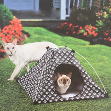 Load image into Gallery viewer, Portable Cat Pet Tent - Small Dog Puppy Playpen For Outdoor / Indoor