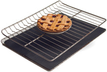 "Load image into Gallery viewer, Non-stick Oven Liner - Heavy Duty Reusable Easy to Clean Baking Mat 26"" x 16"""