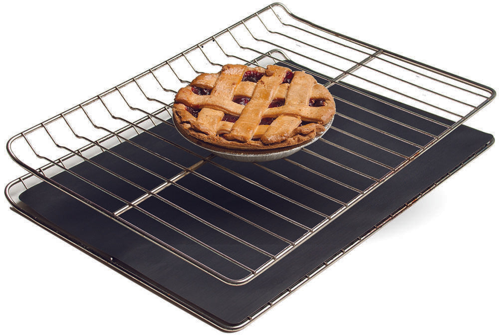 "Non-stick Oven Liner - Heavy Duty Reusable Easy to Clean Baking Mat 26"" x 16"""