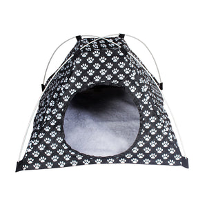 Portable Cat Pet Tent - Small Dog Puppy Playpen For Outdoor / Indoor