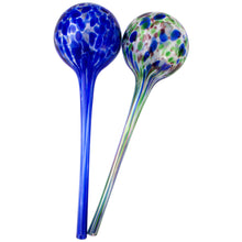 Load image into Gallery viewer, Aqua Watering Globes Plant Watering Glass Bulbs Plant Watering Globe Kit 2 Pack