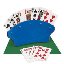 Load image into Gallery viewer, Playing Card Holder Hand Free Playing Card Organizer