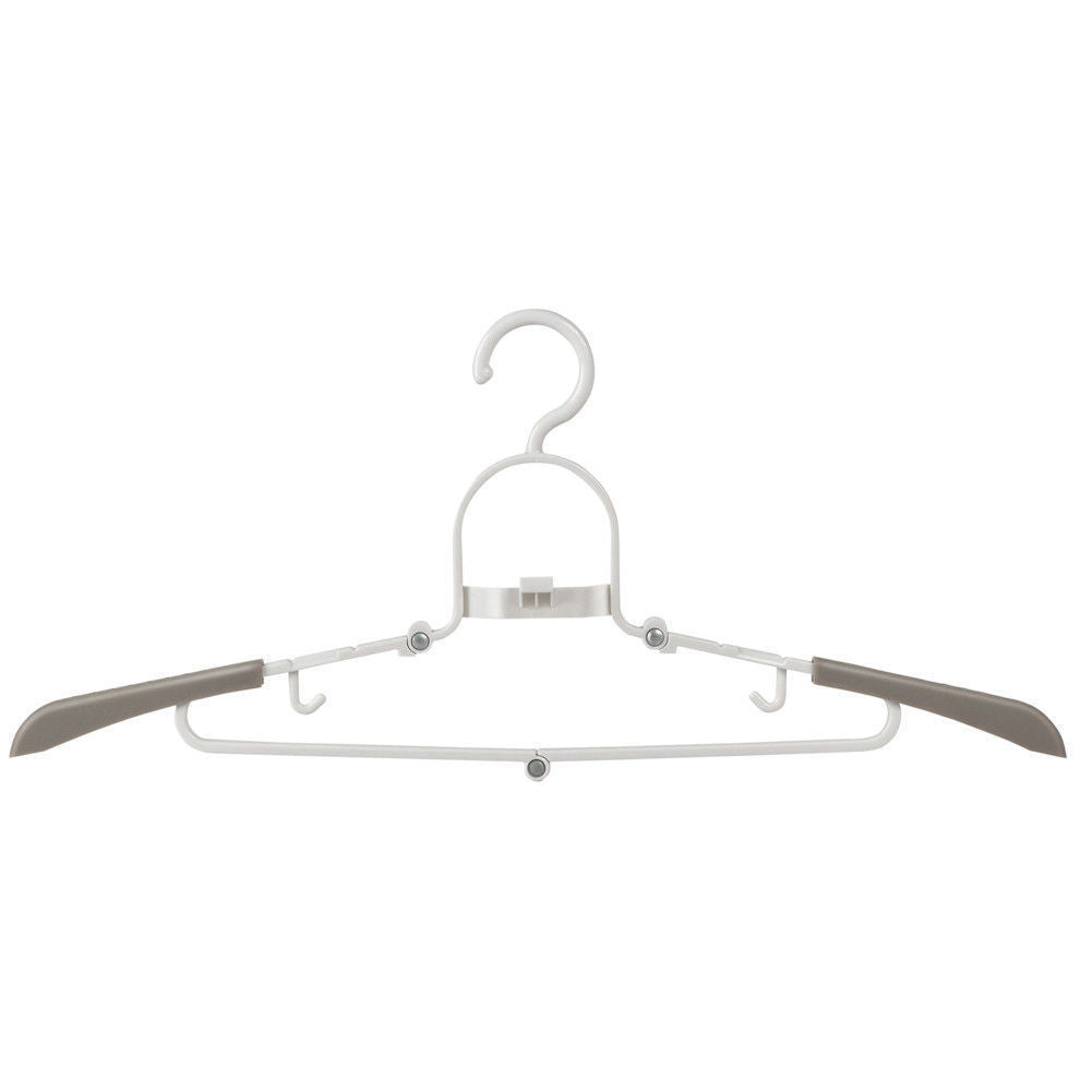3 Pack Space Saver Hanger - Multi Function Shirts Hangers