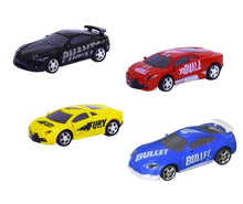 Load image into Gallery viewer, RC Pocket Racer Remote Controlled Micro Race Car Vehicle & Road As Seen On TV- 2 Pack