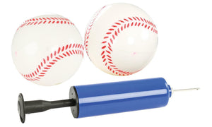 Baseball Toss Game with Sturdy Frame - Throw Ball Toss Game into 4 Targets