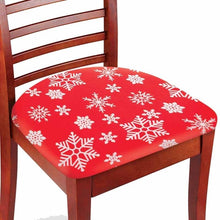 Load image into Gallery viewer, Stretchable Seat Covers Cover Protector Dining Chair Replacement Set Of 2 Snow