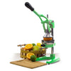 Heavy Duty Cast Iron Citrus Press Orange Manual Extractor Juicer Green