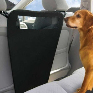 Car Pet Barrier - Dog Guard For Car - Dog Barrier
