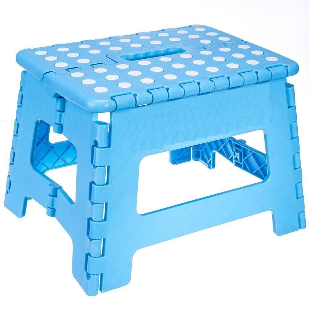 Home Folding Step Stool For Kids Adults 12