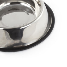 Load image into Gallery viewer, 2 Pack Stainless Steel 32 Oz. & 16 Oz. Pet Bowl - Dog Cat Food Bowls