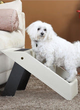 Load image into Gallery viewer, Folding Dog Stairs / Dog Steps – 3 Step Dog Ladder / Pet Stair