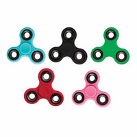 Tri Fidget Hand Spinner Focus Desk Toy