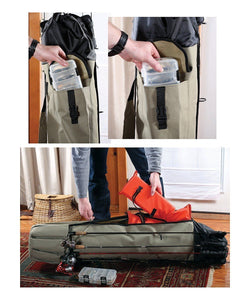 Fishing Rod Carrying Storage Case - Fishing Rod Organizer Protective Cases