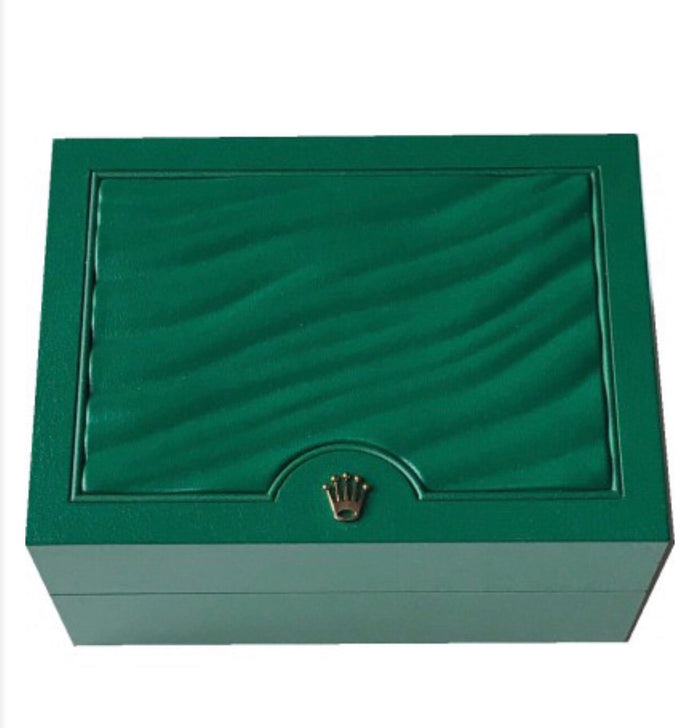 Rolex Box and certificat