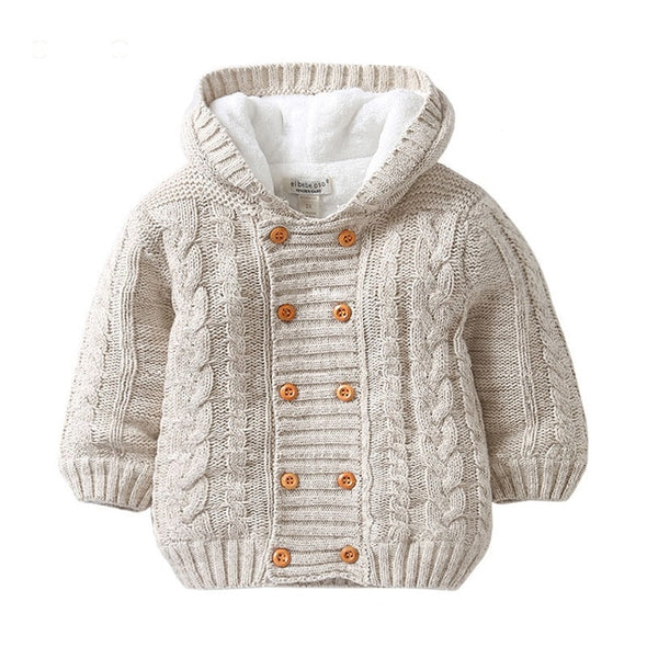 Lovely Baby Cardigan Winter Sweater