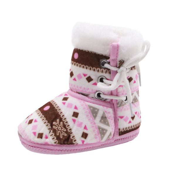 Warm Baby Winter Boots