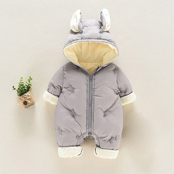 Cute Baby Dog Pattern Jumpsuit